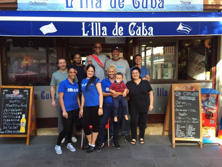 restaurante cubano en castelldefels l 39 illa de cuba